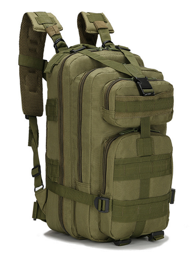 Тактичний,штурмової,військовий, міський рюкзак ForTactic на 25 л. (хакі)