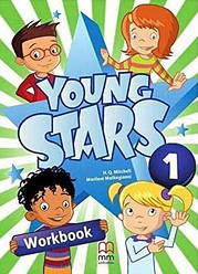 Young Stars 1 Workbook with CD