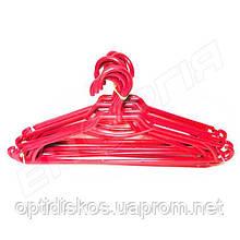 Вішак пластиковий кольоровий №5409 / 5111 / 229 (виписувати кратно 10 шт)