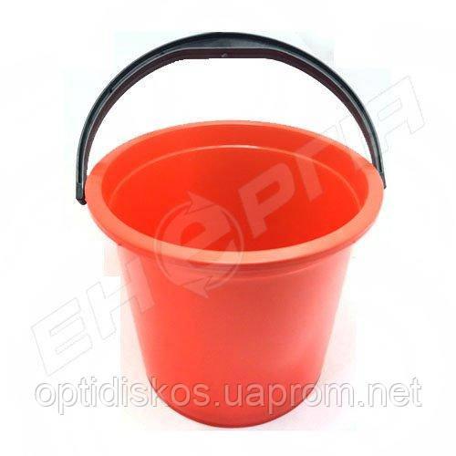 Ведро пластиковое 5 литров пищевое
