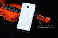 TPU чехол для Xiaomi Redmi 2 прозрачный, фото 1