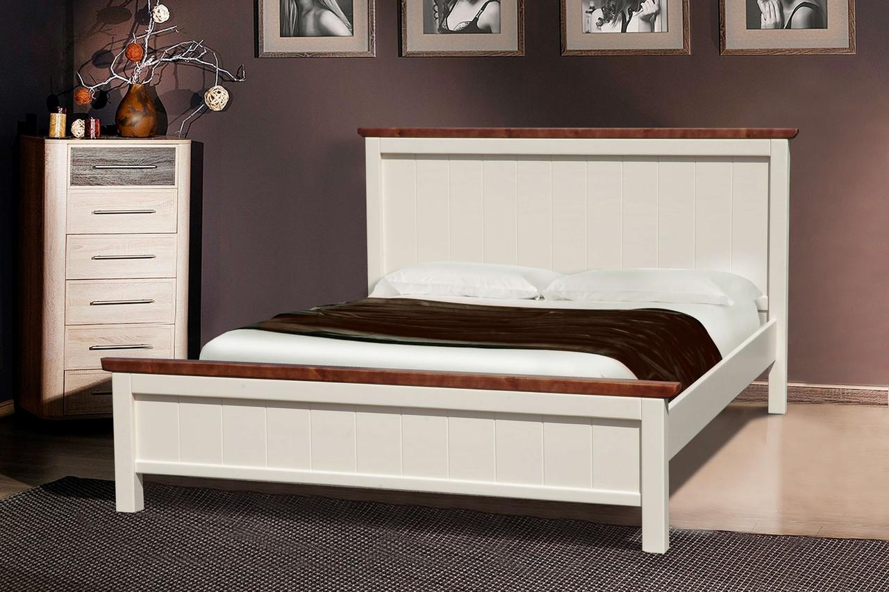 Дерев'яне ліжко Мікс Меблі Беатріс, 1600*2000
