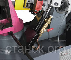 Optimum S 275 N Ленточнопильный станок по металлу верстат Ленчтоная пила опти с 275 н, фото 3