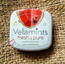 Velamints Fresh & Pure 20 gramm - Леденцы со вкусом арбуза