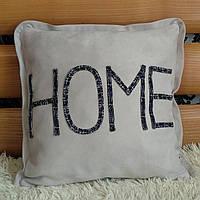 Декоративная подушка ручной работы 45 см, фото 1