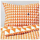 IKEA STILLSAMT Комплект постельного белья, светло-оранжевый  (103.586.59), фото 2