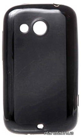 Soft Case силиконовая накладка для Nokia 5250 черная матовая