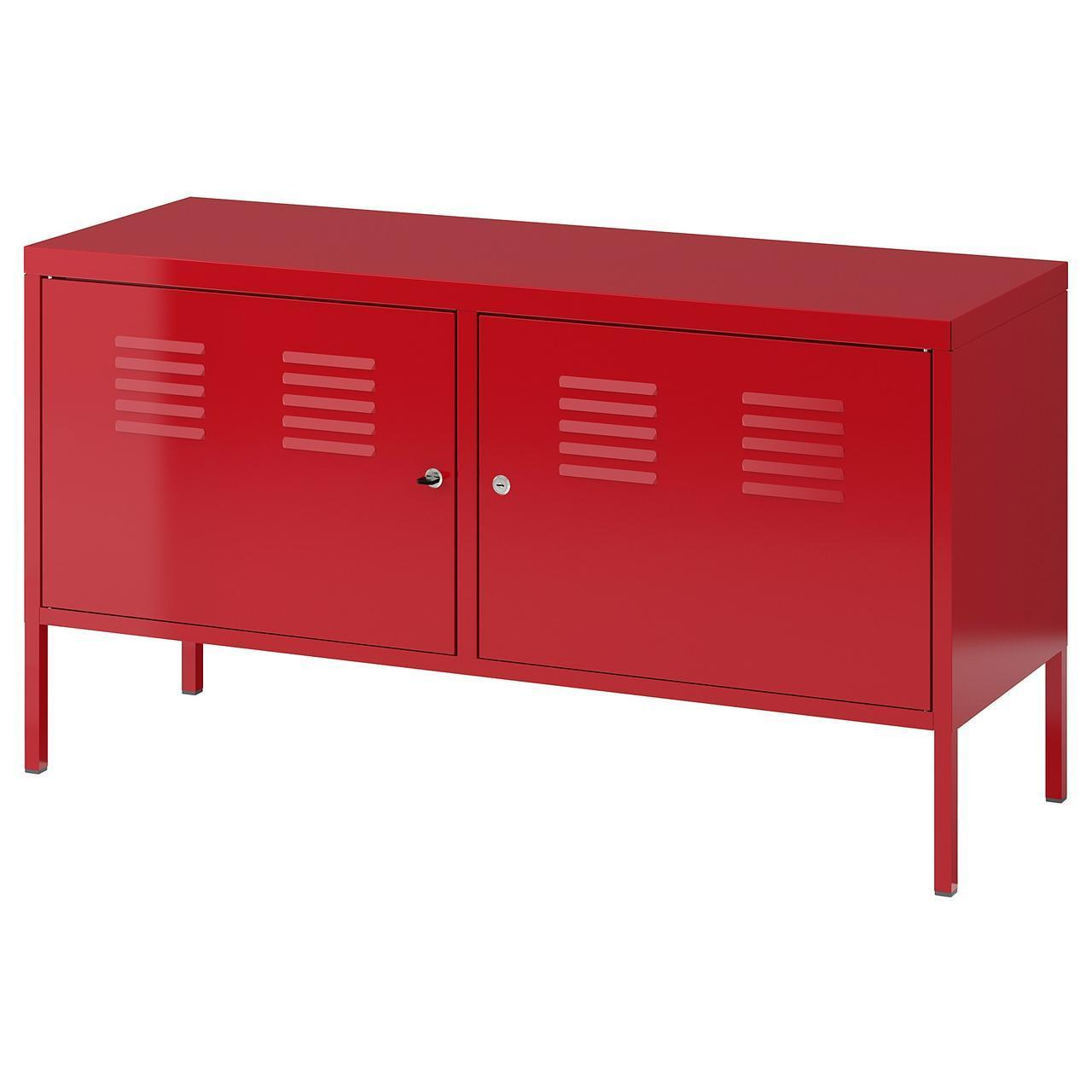 IKEA IKEAPS Шафа, червоний (801.001.90)