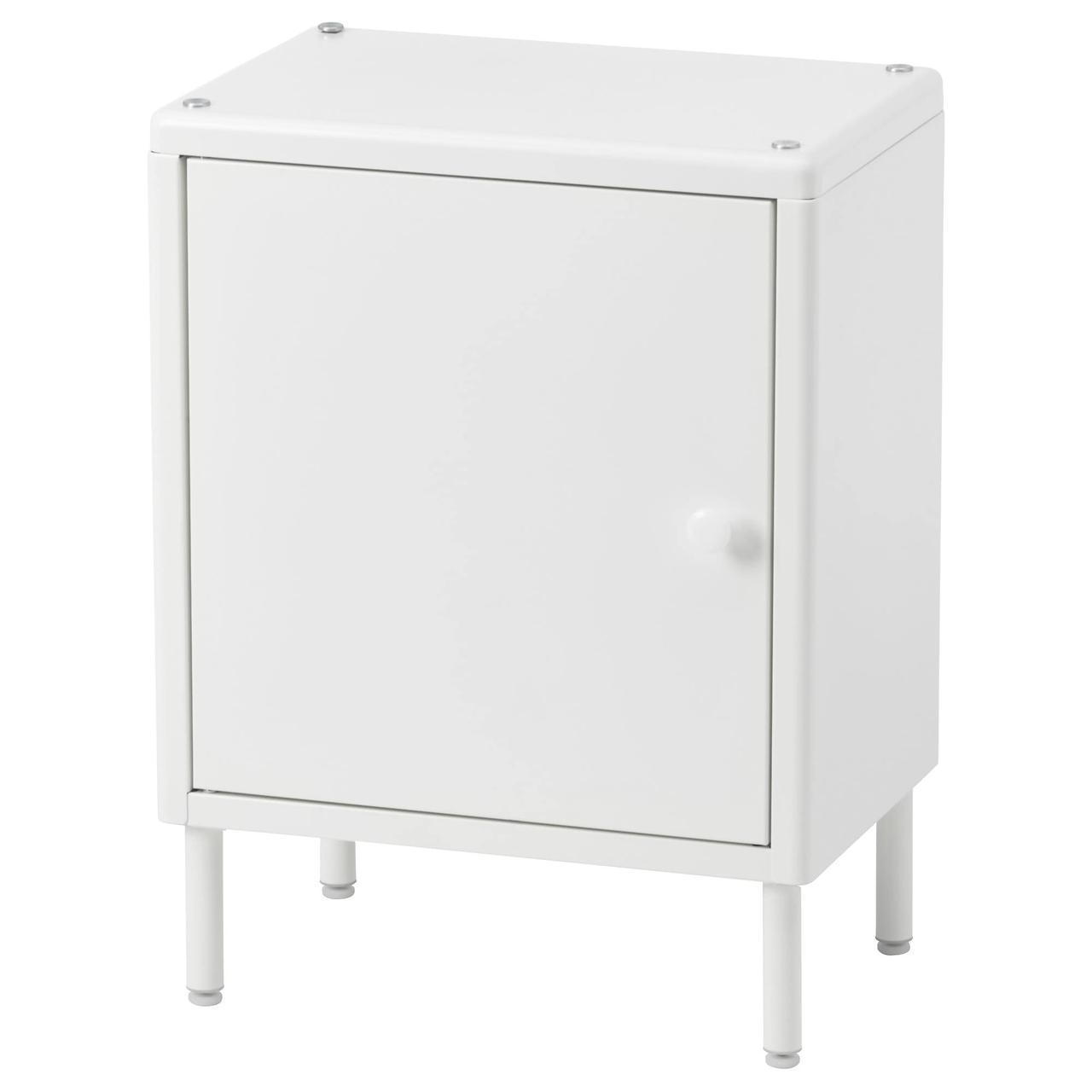 IKEA DYNAN Шкаф с дверями, белый  (503.181.76)