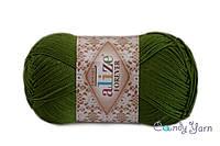 Alize Forever, №35 зеленый