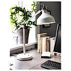 IKEA RANARP Наcтольная лампа, белый  (302.313.15), фото 3