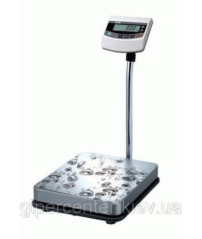 Весы электронные напольные CAS BW-RB, фото 2