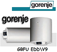 Бойлер электрический Gorenie GBFU 50 SIM BV9. С 2-мя сухими тэнами. SimpliSity !!!
