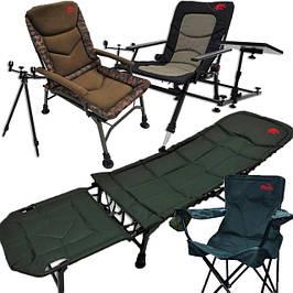 Карповые кресла и раскладушки трансформеры