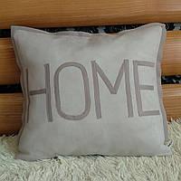 Декоративная подушка ручной работы 45 см