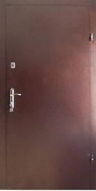 Двери входные REDFORT Метал-МДФ Арка эконом