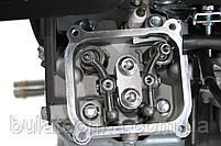 Двигатель WEIMA  W230F-S (7,5л.с.  230сс, вал 20мм шпонка,  Евро5), фото 9