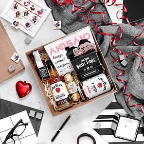 """Подарочный набор для мужчины """" Люблю """", фото 2"""