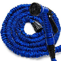 Садовый шланг для полива XHOSE 15м с распылителем, фото 3