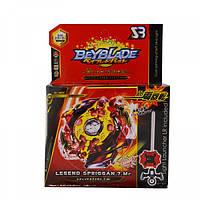 Игровой набор S&B Beyblade Spriggan Legend B86 с пусковым устройством Красный (hub_JKQG71668)