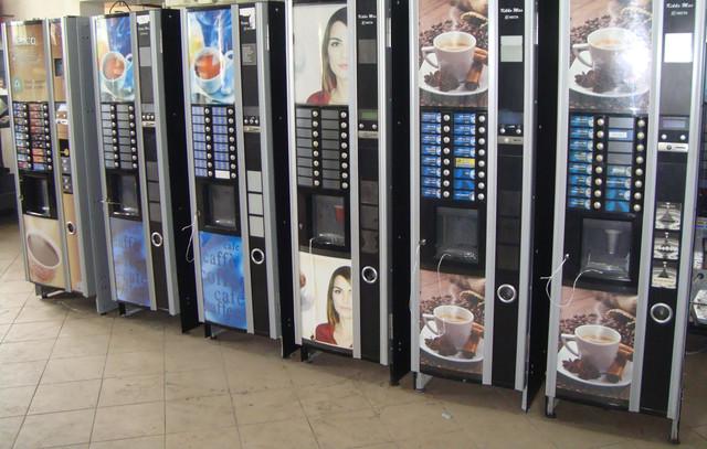 Кофеавтоматы