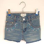 Шорты джинсовые для девочки Wojcik Польша 66577