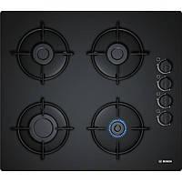 Варочная поверхность газовая Bosch POP6B6B10 Черный (F00098075)