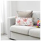 IKEA SARALOTTA Декоративная подушка, белый, розовый  (304.302.30), фото 2
