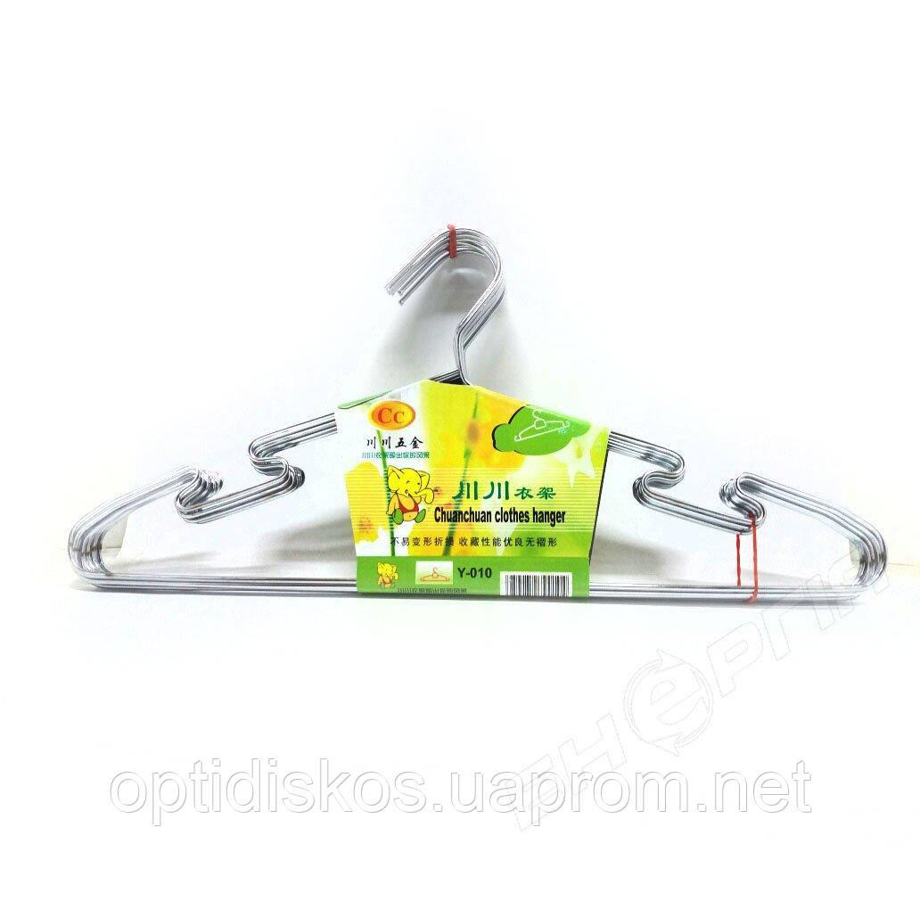 Вешалка металическая №8065 / 8834 (10 шт/уп)