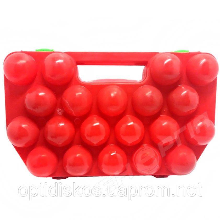Лоток для яиц пластиковый (на 20 шт)
