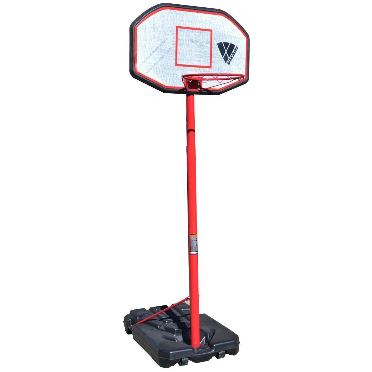 Мобильная баскетбольная стойка Vizani (205 - 305 см)