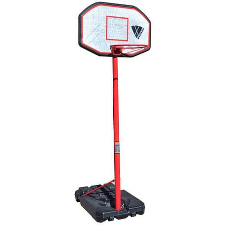 Мобильная баскетбольная стойка Vizani (205 - 305 см), фото 2
