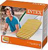 Туристический одноместный надувной матрас Intex 68708, 76х183х10 см, фото 4