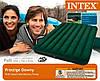Полуторный надувной матрас Intex 66968 с электрическим насосом 137х191х22 см, фото 3