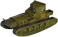 "Средний танк Mk A ""Whippet"" 1917-1918 (машина Русской Армии, Каховский плацдарм, 1920 г.)"