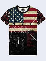 Футболка NYC style