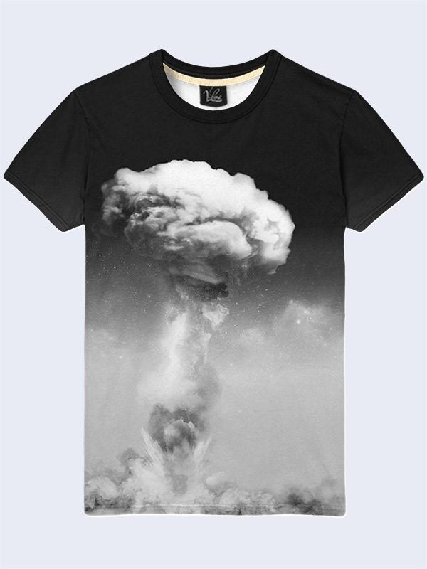 Футболка Атомная бомба
