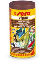 Корм для рыб Sera Vipan, 100 г. расфасовка