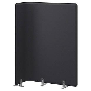 IKEA BEKANT Стена для стола, ширма, серая  (702.688.11)