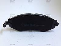 Тормозные колодки передние LPR 05P682 (R14) на Chevrolet Lacetti 1,4(16V)- 2,0D/ Nubira /Tacuma, фото 1