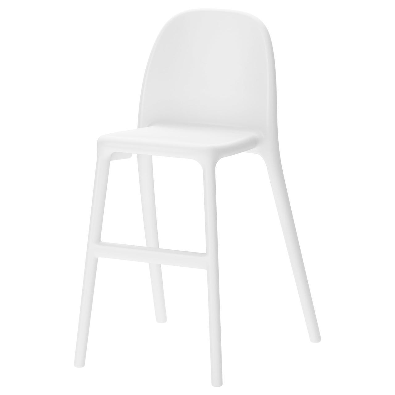 IKEA URBAN Детский стул, белизна  (001.652.13)