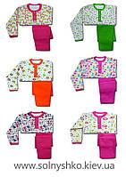 Пижама детская начес 11-64 Д