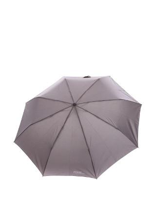 Зонт-полуавтомат Gianfranco Ferre серый LA-375