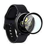 Защитная пленка 3D для смарт часов Samsung Galaxy Watch Active (SM-R500), фото 3