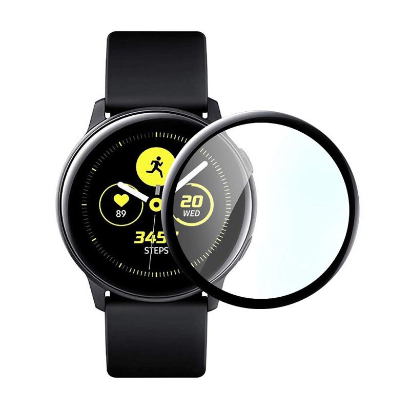 Защитная пленка 3D для смарт часов Samsung Galaxy Watch Active (SM-R500)