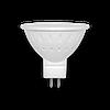 Лампочка светодиодная MR16-G5.3, 6W, 420lm, (220В)