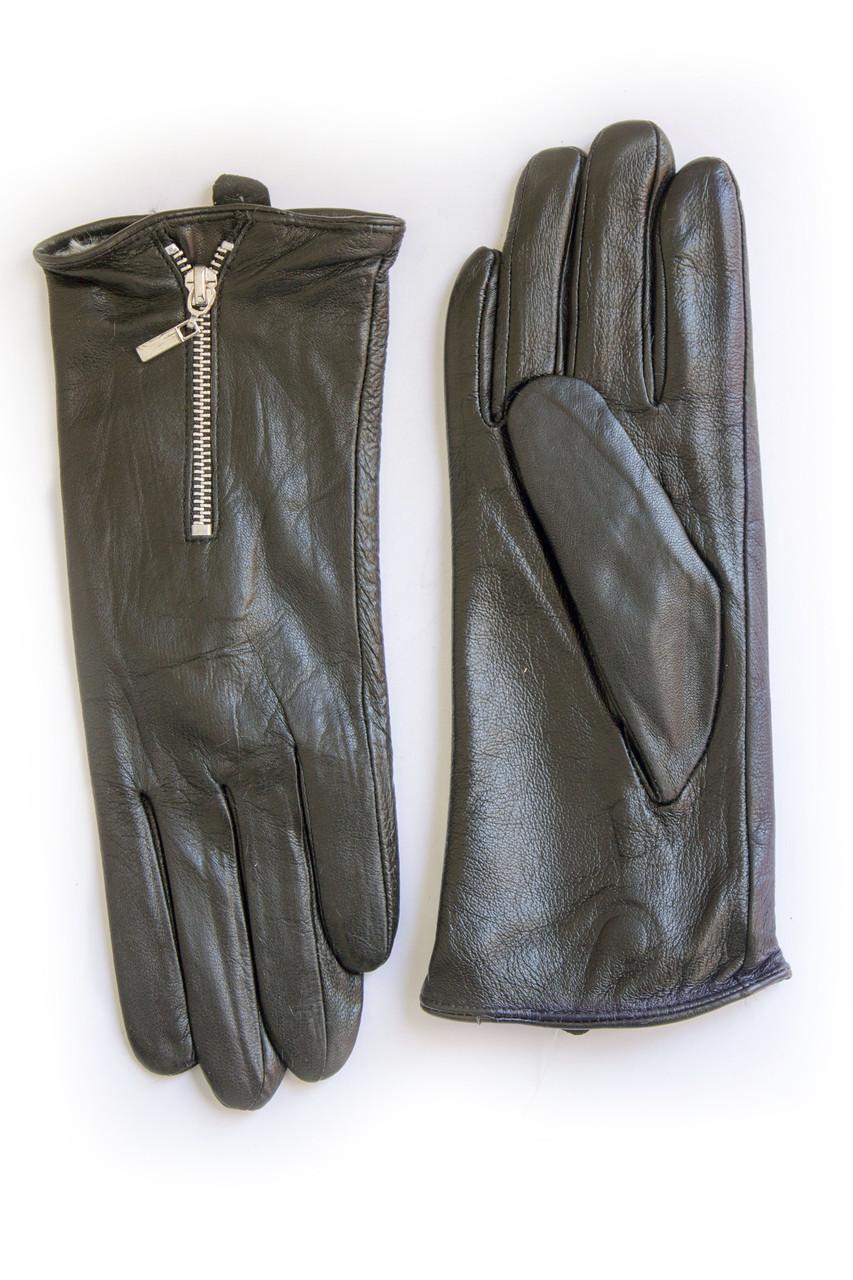 Перчатки Shust Gloves 6.5 кожаные (W15-160193)