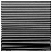 IKEA SCHOTTIS Плиссированные жалюзи, темно-серый  (903.695.07)