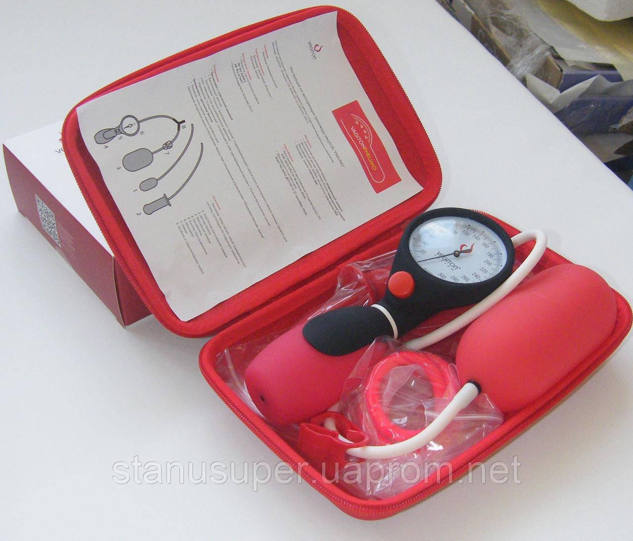 Перинеометр Кегеля - промежностнометр, вагинальный манометр для нехирургического лечения генитальной слабости