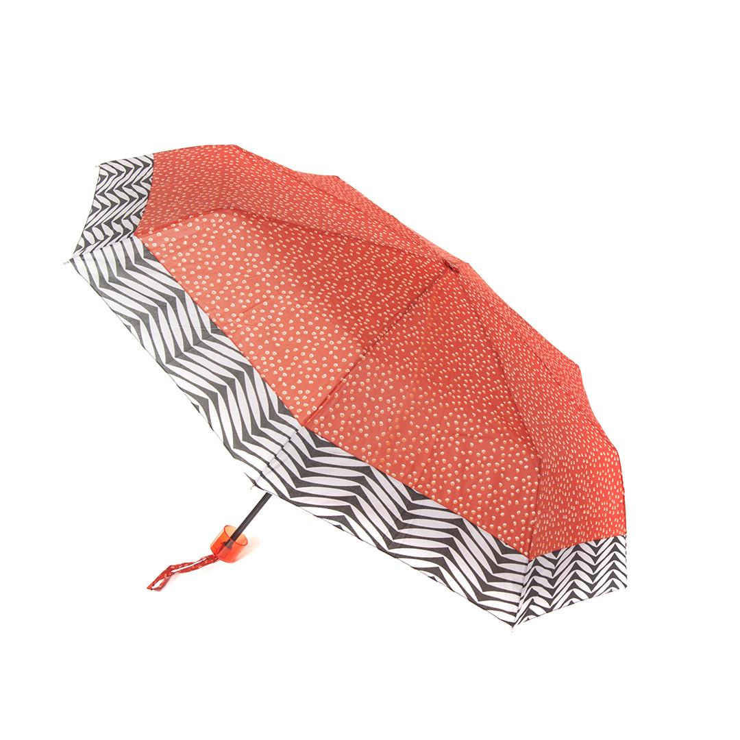 Зонт механический C-Collection Красный (543)